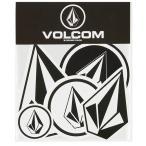 送料込【ゆうパケット】VOLCOM ステッカーパック VOLCOM STICKER PACK d6711499_ 正規品/ボルコム/snow