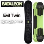 16-17 BATALEON スノーボード EVIL TWIN : 正規品/メンズ/バタレオン/バタリオン/板/snow