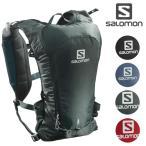 送料無料 20SS サロモン SALOMON バックパック AGILE 6 SET: 正規品/バッグ/トレイルランニング/outdoor
