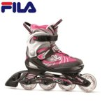 17FW FILA ╗╥╢б═╤ едеєещедеєе╣е▒б╝е╚ 010617165 ONE G COMBO 2SET(GIRL) ABEC5: BK/GRY/PK └╡╡м╔╩/е╕ехе╦ев/ене├е║/еэб╝ещб╝е╓еьеде╔/outdoor/JR