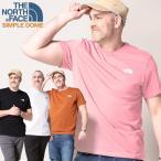 半袖 Tシャツ 大きいサイズ メンズ 綿100% クルーネック Simple Dome Tee シンプル スポーツ アウトドア 1XL/2XL THE NORTH FACE