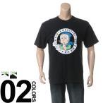 在庫処分 返品交換不可 大きいサイズ メンズ Tシャツ 半袖 3L-6L相当 忍者ハットリくん B&T CLUB