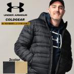 アンダーアーマー ダウンジャケット 大きいサイズ メンズ サカゼン フーディー フルジップ UNDER ARMOUR