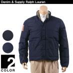 大きいサイズ メンズ Denim & Supply Ralph Lauren (デニムアンドサプライラルフローレン) ダウンジャケット 3L 4L 5L