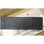 純正新品 SONY ソニー VGP-WKB11 ワイヤレスキーボード(英語)黒 USBレシーバー付き
