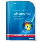 Windows Vista Business SP1製品版 開封品