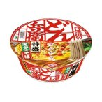 (まとめ)日清食品 どん兵衛特盛 天ぷらそば 12食入〔×2セット〕