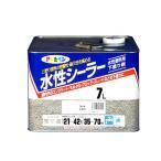 【あすつく対応】アサヒペン - 水性シーラー - 7L - ライトレモン