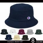 CHAMPION(チャンピオン) Washed Cotton Backet Hat CAP バケットハット キャップ 帽子 メンズ レディース ユニセックス