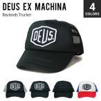 Deus Ex Machina (デウス エクス マキナ) Baylands Trucker Cap メッシュキャップ 帽子 メンズ レディース ユニセックス スナップバックキャップ