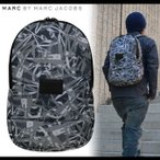 MARC BY MARC JACOBS マーク バイ マークジェイコブス バックパック GRAFFITI MESH PACKABLES BACKPACK リュック バッグ メンズ レディース