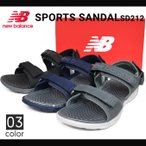 ショッピングbalance NEW BALANCE ニューバランス SD212 サンダル SANDAL スポーツサンダル