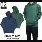 ONLY NY(オンリーニューヨーク) ORCA HOODY プルオーバー パーカー スウェット フリース メンズ ストリート スケート
