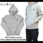 POLO Ralph Lauren ポロ ラルフローレン Polo Bear Fleece Hoodie プルオーバー パーカー メンズ ポロベア パーカー スウェット フリース