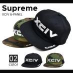 ショッピングシュプリーム Supreme (シュプリーム) XCIV 6-Panel Cap キャップ 6パネルキャップ 帽子 SUPREME