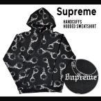 Supreme シュプリーム HANDCUFFS HOODED SWEATSHIRT プルオーバー パーカー スウェット フリース メンズ SUPREME