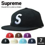 Supreme シュプリーム POLARTEC S LOGO 6-PANEL CAP キャップ 6パネルキャップ 帽子