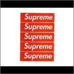 SUPREME/シュプリーム BOX LOGO STICKER SET ステッカーセット 5枚セット ネコポス便発送で送料無料