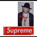 SUPREME/シュプリーム BOX LOGO STICKER SET ステッカーセット 2枚セット Neil Young/ニール・ヤング 新作 2015S/S【メール便発送で送料無料】