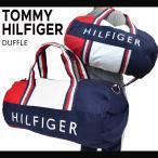 ショッピングHILFIGER TOMMY HILFIGER (トミーヒルフィガー) DUFFLE BAG ボストンバッグ ダッフルバッグ ショルダーバッグ 鞄