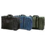 剣道防具袋 FNボストンポケット付防具袋 大容量の遠征バッグ 両サイドポケット付 黒 紺 緑 約H46×W62×D30cm