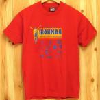 USA古着『公式 アイアンマン/IRONMAN Tシャツ '95』フルーツオブザルーム/FRUIT OF THE LOOM/L