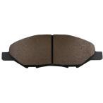 ブレーキパット フロント 新品 ティーダ C11 NC11 JC11 TOPLEAD製 送料無料