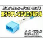 テレビキット エリシオン(RR1・RR2/RR3・RR4/RR5・RR6 H16.5〜) 走行中にテレビが見れるキットメーカーオプションナビ用