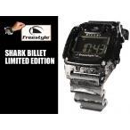 Freestyle SHARK BILLET LTD BKシャーク腕時計フリースタイルFREE STYLEウォッチ≪送料無料≫