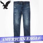 アメリカンイーグル ジーンズ デニムパンツ ジーパン ストレート メンズ エアフレックス オリジナル ボトムス 新作 AEO