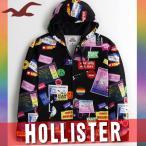 ホリスター アバクロ パーカー スウェットシャツ メンズ 裏起毛フリース ロゴ ワンポイント 無地 フルジップ XS〜XXL 新作