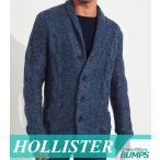 ショッピングホリスター ホリスター/アバクロ  ショールカーディガン  セーター  ニット  メンズ  ケーブルニット  ホリスター  XS〜XXL  新作