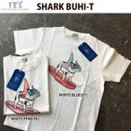 エンドレスサマー The Endless Summer Tシャツ SHARK BUHI-T by SharesDesign メンズ