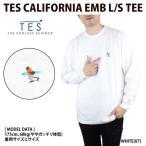 エンドレスサマー The Endless Summer 長袖Tシャツ TES CALIFORNIA EMB L/S TEE