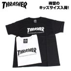 THRASHER スラッシャー キッズTシャツ YOUTH THRASHER SKATE MAG T-SHIRT