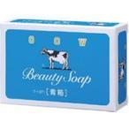 【牛乳石鹸】【カウブランド】青箱 1個(85g)【釜だき製法】【ミルクバター配合】