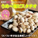 紀州 梅塩 ピスタチオ110g×2(全国送料無料)梅の味はしません。でも梅の栄養そのまんま!お酒のあてに!おつまみに!(fy3)