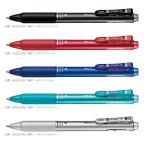 ボール径0.7mm ぺんてる/ビクーニャ フィール 3色ボールペン(黒・赤・青)BXCB37M ビクーニャインキを搭載したなめらか油性ボールペン。Vicuna Feel