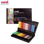 【72色セット】三菱鉛筆/uni color(ユニカラー)丸軸 UC72C デリケートな色彩表現も思いのまま!クリアな色調の色鉛筆