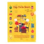 Tiny Twin Bears A4ファイル(キッチン) ED020-44 【ルルロロ】 【がんばれ!ルルロロ】