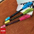 かわいい文房具 ドイツ人気ブランド KUM(クム)鉛筆削り器 Tip Top Pop ケズリキ エンピツツキ KM108(メール便対象)