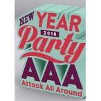 AAA NEW YEAR PARTY 2018/AAA (ブルーレイディスク)※注意事項を必ずお読みください。