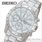 セイコー 腕時計 メンズ クロノグラフ SEIKO 時計 海外モデル 国内 1年 保証 人気 ブランド ウォッチ おしゃれ オススメ ランキング 男性 プレゼント ギフト