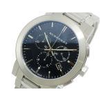 バーバリー 時計 メンズ BURBERRY 腕時計 シルバー ブラック BU9351 人気 ブランド BURBERRY腕時計 BURBERRY時計 バーバリー腕時計 バーバリー時計 男性