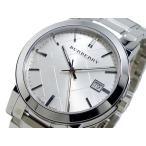 バーバリー 時計 メンズ BURBERRY 腕時計 シルバー 人気 ブランド BURBERRY腕時計 BURBERRY時計 バーバリー腕時計 バーバリー時計 男性..