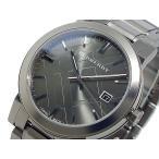 バーバリー 時計 メンズ BURBERRY 腕時計 シティ ガンメタル ブラック 人気 ブランド BURBERRY腕時計 BURBERRY時計 バーバリー腕時計 バーバリー時計 男性