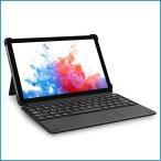 新品CHUWI SurPad Android 10.0 Tablet with Keyboard, 4G LTE Unlocked Phablet 10.1-inch 1920x1200 IPS Touchscreen Helio P60 Octa-Core 4GB RA
