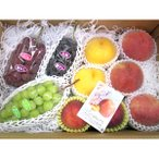 季節の果物「信州の旬」詰め合わせ(L) | フルーツ 詰め合わせ