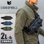 コードオブベル CODE OF BELL ボディバッグ メンズ ブランド 小さめ PEAK-X-POD pod-pea