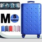 キャリーケース キャリーバッグ M サイズ 軽量 4日 7日用 中型 suitcase YCL-909